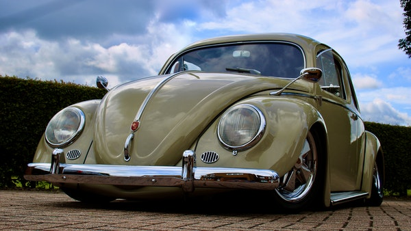1957 VW Beetle For Sale (picture 40 of 154)