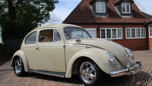 1957 VW Beetle For Sale (picture 34 of 154)