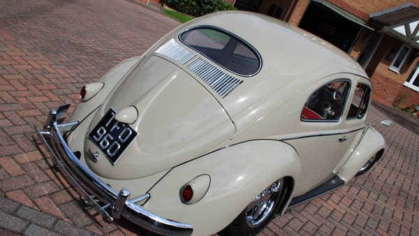 1957 VW Beetle For Sale (picture 57 of 154)