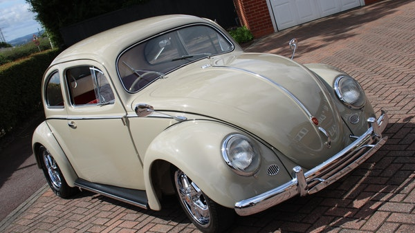 1957 VW Beetle For Sale (picture 37 of 154)