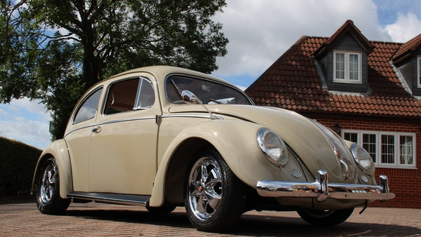 1957 VW Beetle For Sale (picture 54 of 154)