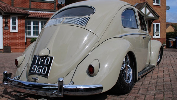 1957 VW Beetle For Sale (picture 20 of 154)