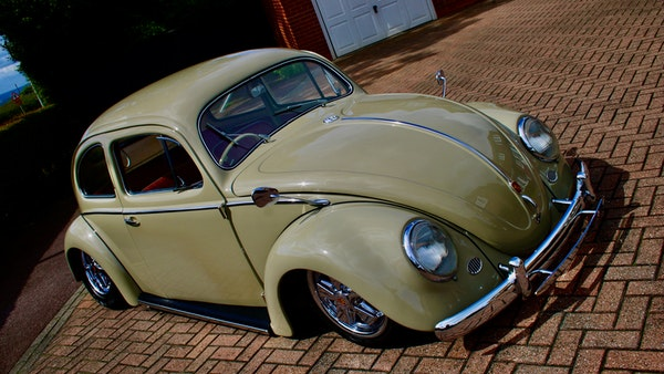 1957 VW Beetle For Sale (picture 39 of 154)