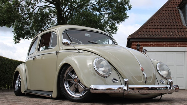 1957 VW Beetle For Sale (picture 42 of 154)