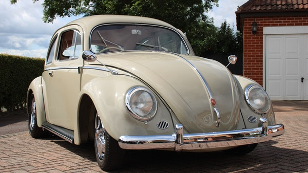 1957 VW Beetle For Sale (picture 27 of 154)