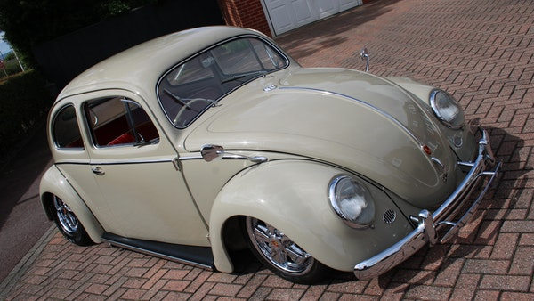 1957 VW Beetle For Sale (picture 48 of 154)