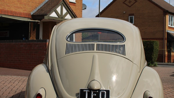 1957 VW Beetle For Sale (picture 11 of 154)