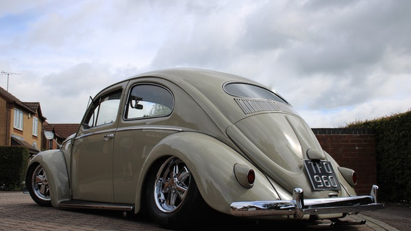1957 VW Beetle For Sale (picture 4 of 154)