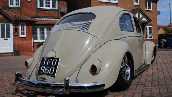 1957 VW Beetle For Sale (picture 53 of 154)