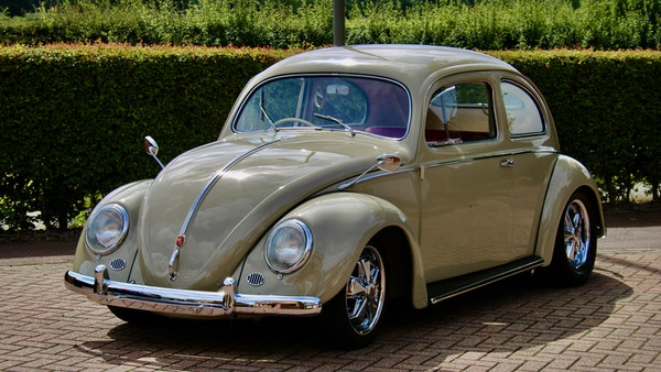1957 VW Beetle For Sale (picture 24 of 154)