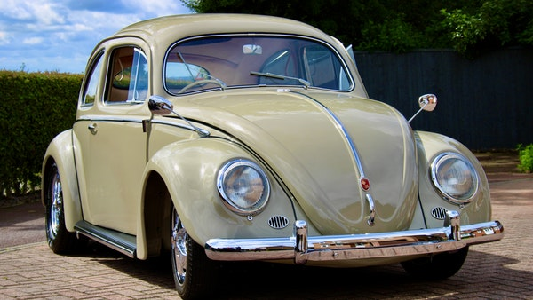 1957 VW Beetle For Sale (picture 21 of 154)