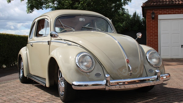 1957 VW Beetle For Sale (picture 23 of 154)