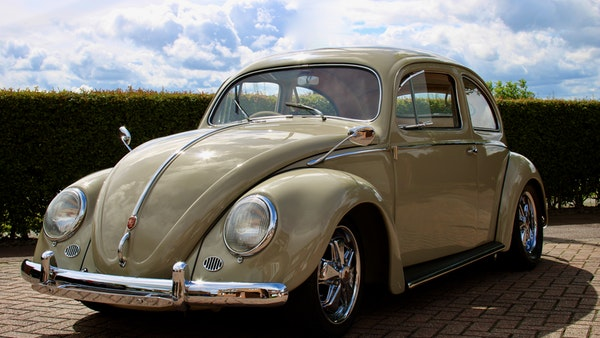 1957 VW Beetle For Sale (picture 58 of 154)