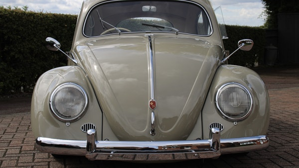 1957 VW Beetle For Sale (picture 50 of 154)