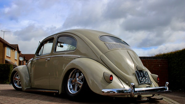 1957 VW Beetle For Sale (picture 10 of 154)