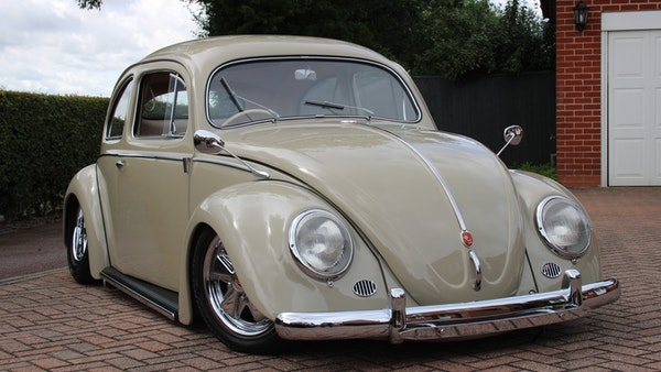 1957 VW Beetle For Sale (picture 29 of 154)