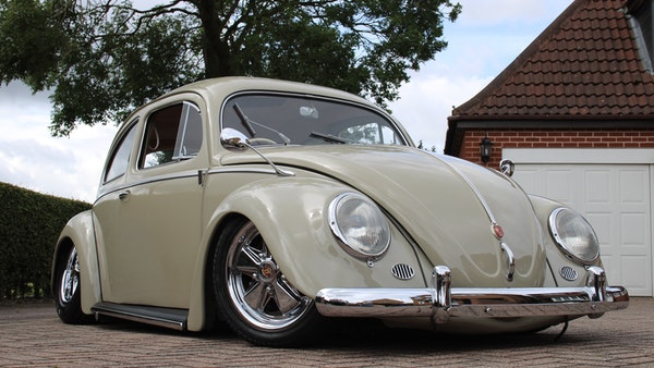 1957 VW Beetle For Sale (picture 32 of 154)