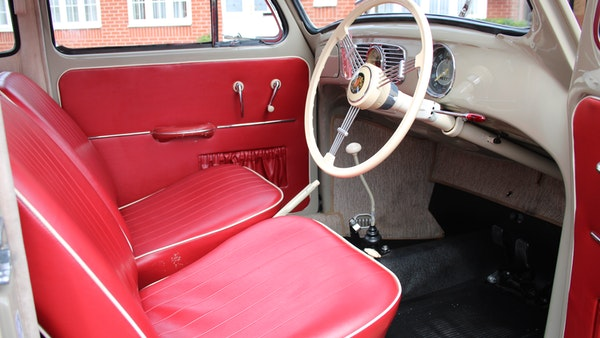 1957 VW Beetle For Sale (picture 77 of 154)