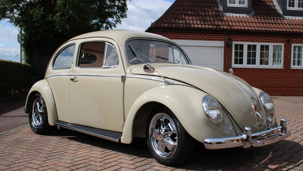 1957 VW Beetle For Sale (picture 9 of 154)