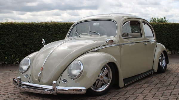 1957 VW Beetle For Sale (picture 16 of 154)