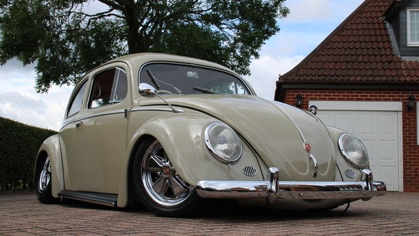 1957 VW Beetle For Sale (picture 51 of 154)