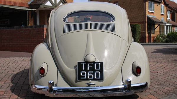 1957 VW Beetle For Sale (picture 22 of 154)