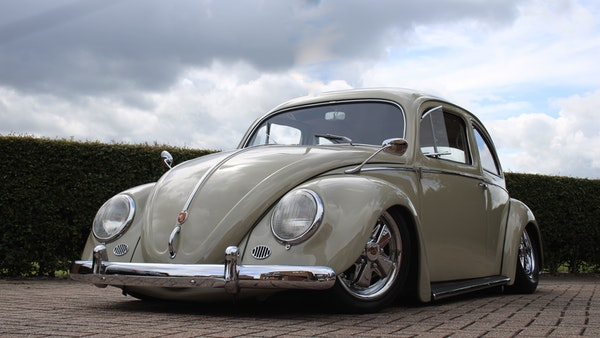 1957 VW Beetle For Sale (picture 8 of 154)