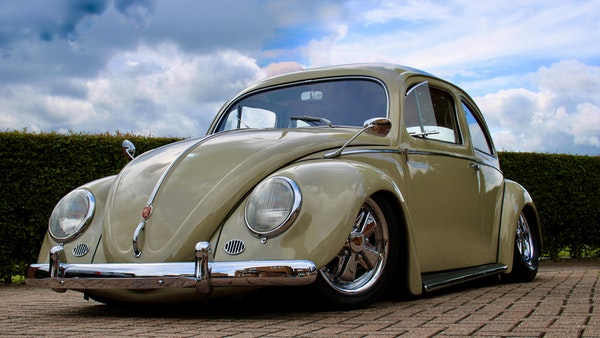 1957 VW Beetle For Sale (picture 1 of 154)