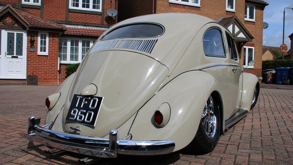 1957 VW Beetle For Sale (picture 38 of 154)