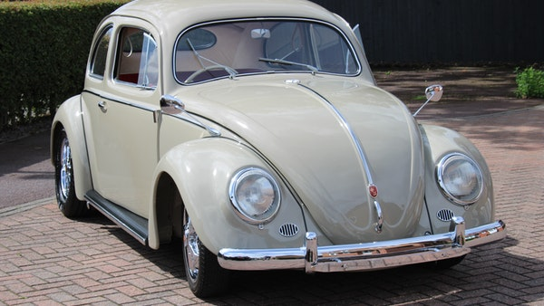 1957 VW Beetle For Sale (picture 41 of 154)