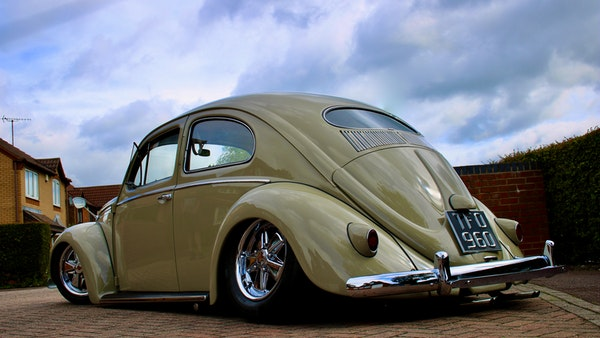 1957 VW Beetle For Sale (picture 7 of 154)