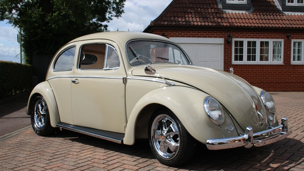1957 VW Beetle For Sale (picture 49 of 154)
