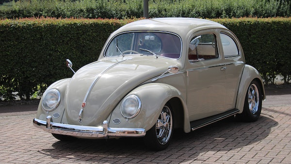 1957 VW Beetle For Sale (picture 18 of 154)