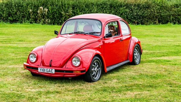 NO RESERVE! - 2001 VW Beetle 1.6 Classic For Sale (picture 1 of 159)