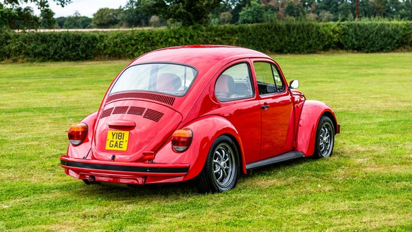 NO RESERVE! - 2001 VW Beetle 1.6 Classic For Sale (picture 11 of 159)