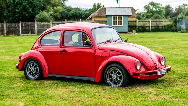 NO RESERVE! - 2001 VW Beetle 1.6 Classic For Sale (picture 4 of 159)