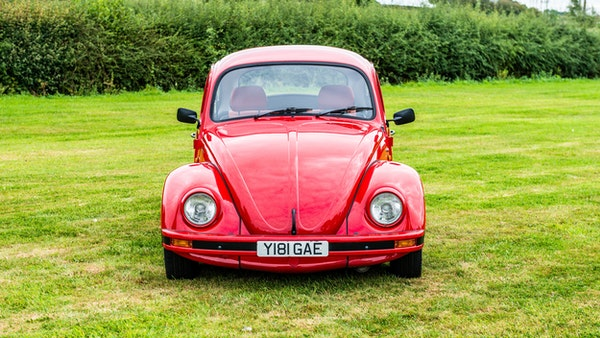 NO RESERVE! - 2001 VW Beetle 1.6 Classic For Sale (picture 5 of 159)