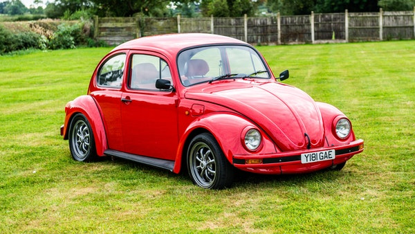 NO RESERVE! - 2001 VW Beetle 1.6 Classic For Sale (picture 3 of 159)