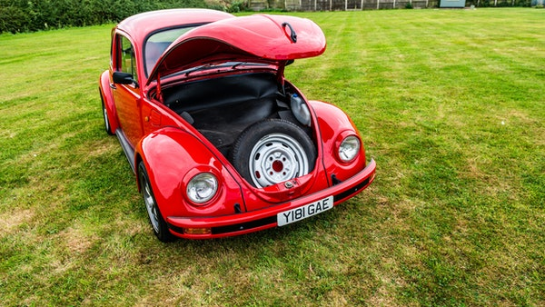 NO RESERVE! - 2001 VW Beetle 1.6 Classic For Sale (picture 91 of 159)