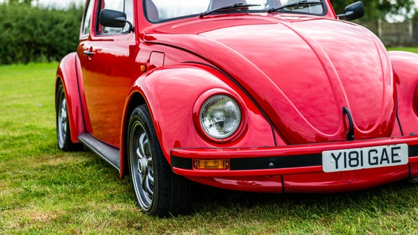 NO RESERVE! - 2001 VW Beetle 1.6 Classic For Sale (picture 14 of 159)