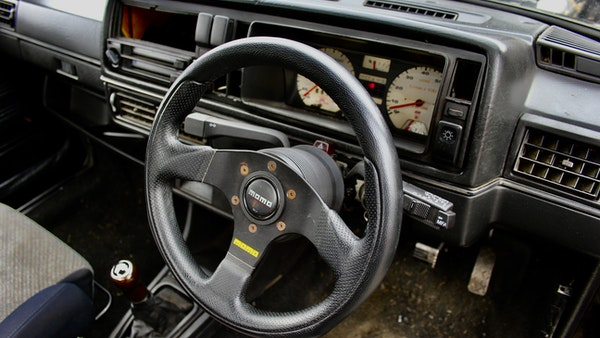 NO RESERVE - 1988 Volkswagen Caddy 1.8T For Sale (picture 26 of 57)
