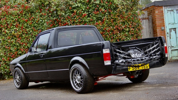 NO RESERVE - 1988 Volkswagen Caddy 1.8T For Sale (picture 15 of 57)