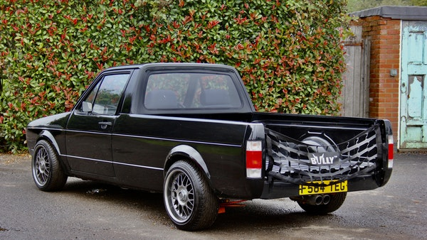 NO RESERVE - 1988 Volkswagen Caddy 1.8T For Sale (picture 12 of 57)