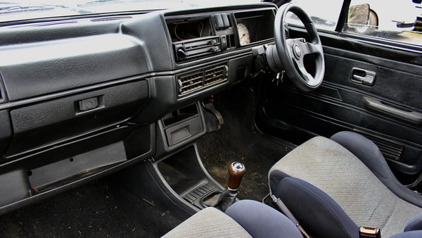 NO RESERVE - 1988 Volkswagen Caddy 1.8T For Sale (picture 31 of 57)