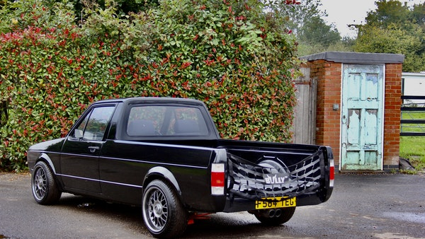 NO RESERVE - 1988 Volkswagen Caddy 1.8T For Sale (picture 11 of 57)