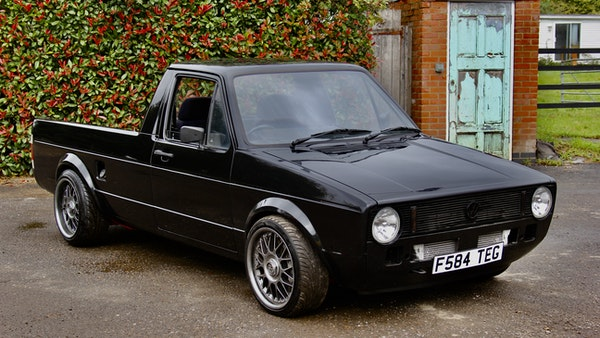 NO RESERVE - 1988 Volkswagen Caddy 1.8T For Sale (picture 9 of 57)