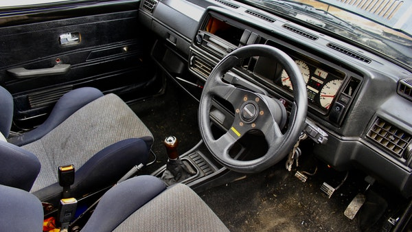 NO RESERVE - 1988 Volkswagen Caddy 1.8T For Sale (picture 33 of 57)