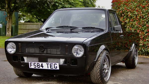 NO RESERVE - 1988 Volkswagen Caddy 1.8T For Sale (picture 8 of 57)