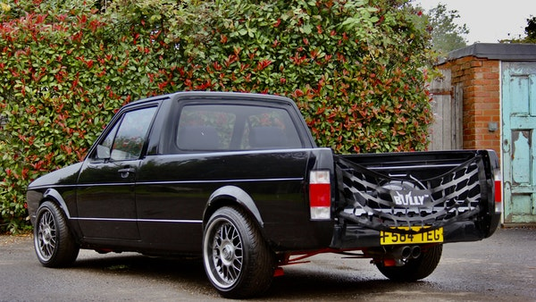 NO RESERVE - 1988 Volkswagen Caddy 1.8T For Sale (picture 13 of 57)