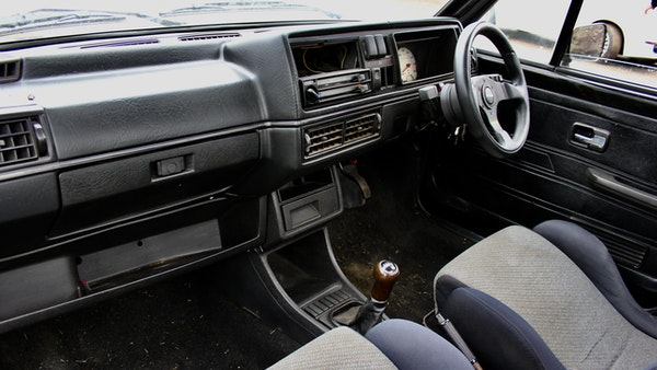 NO RESERVE - 1988 Volkswagen Caddy 1.8T For Sale (picture 32 of 57)